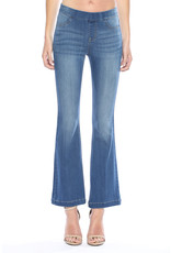 """Mid Rise 30"""" Flare Jean"""