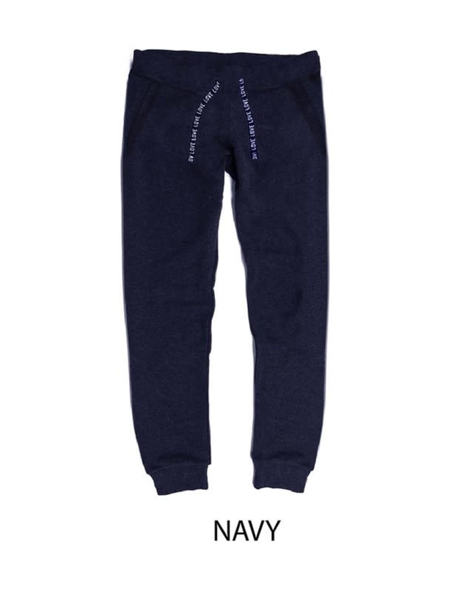 Reflex Navy Joggers