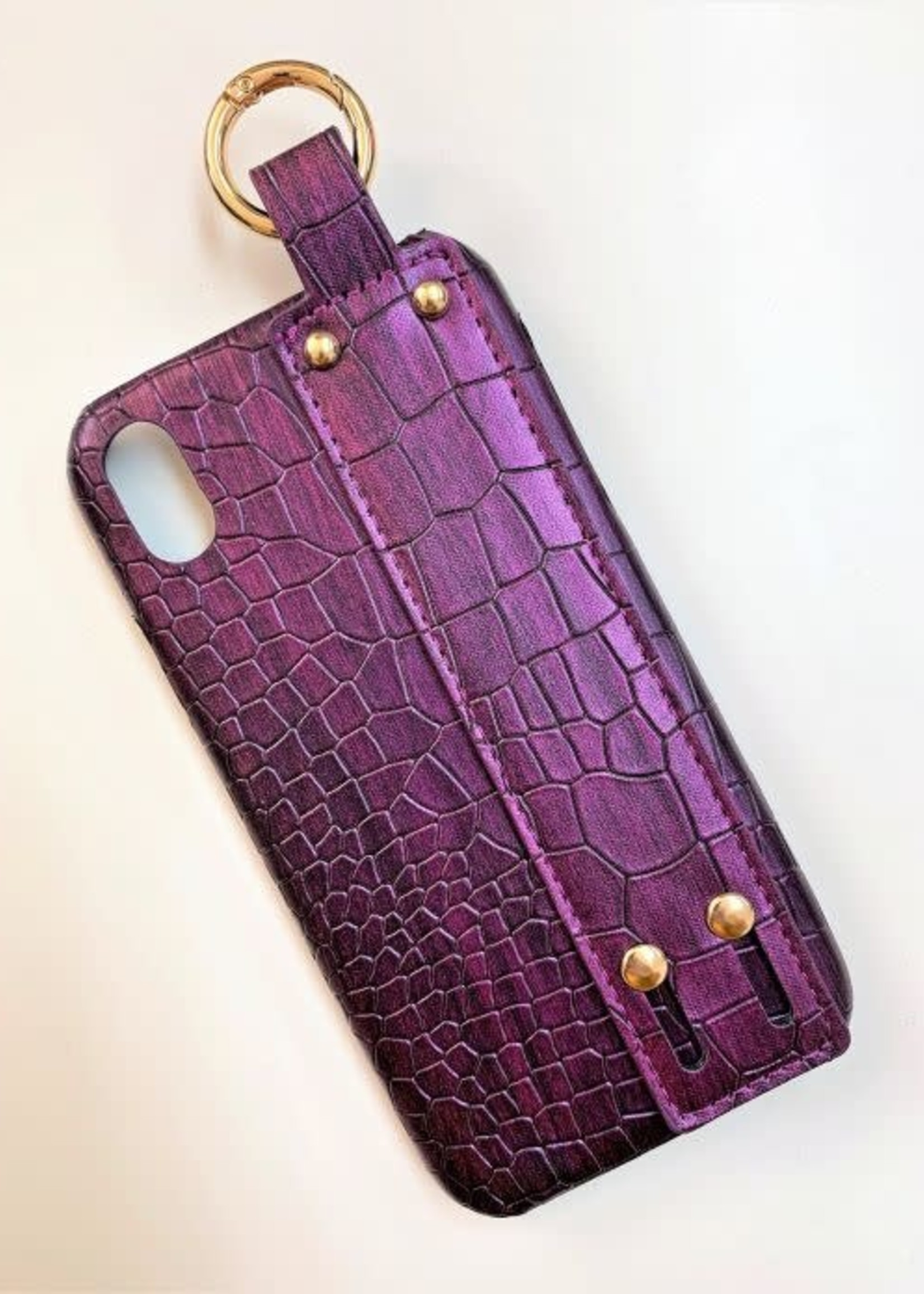 Gator With Handle Iphone Case
