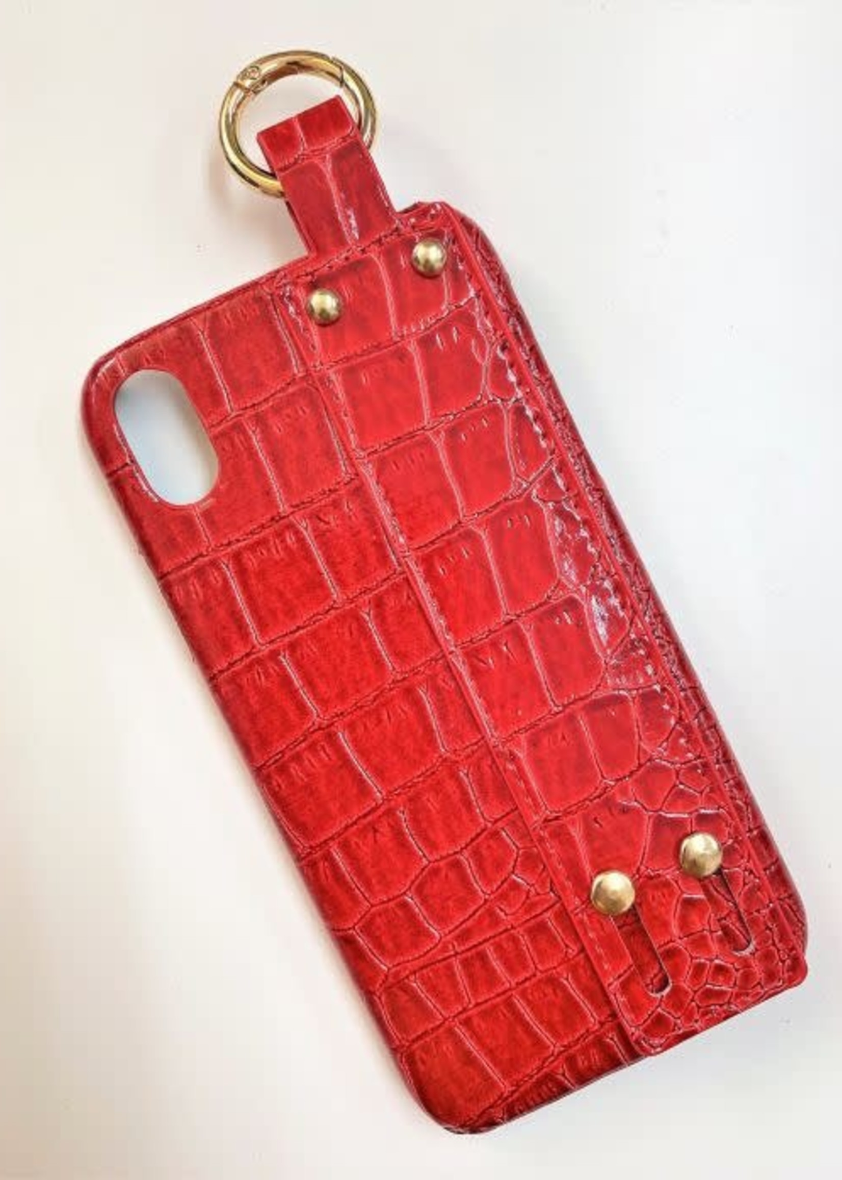 L&B Gator With Handle Iphone Case