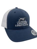 A Southern Lifestyle Co On Point Retro Snapback