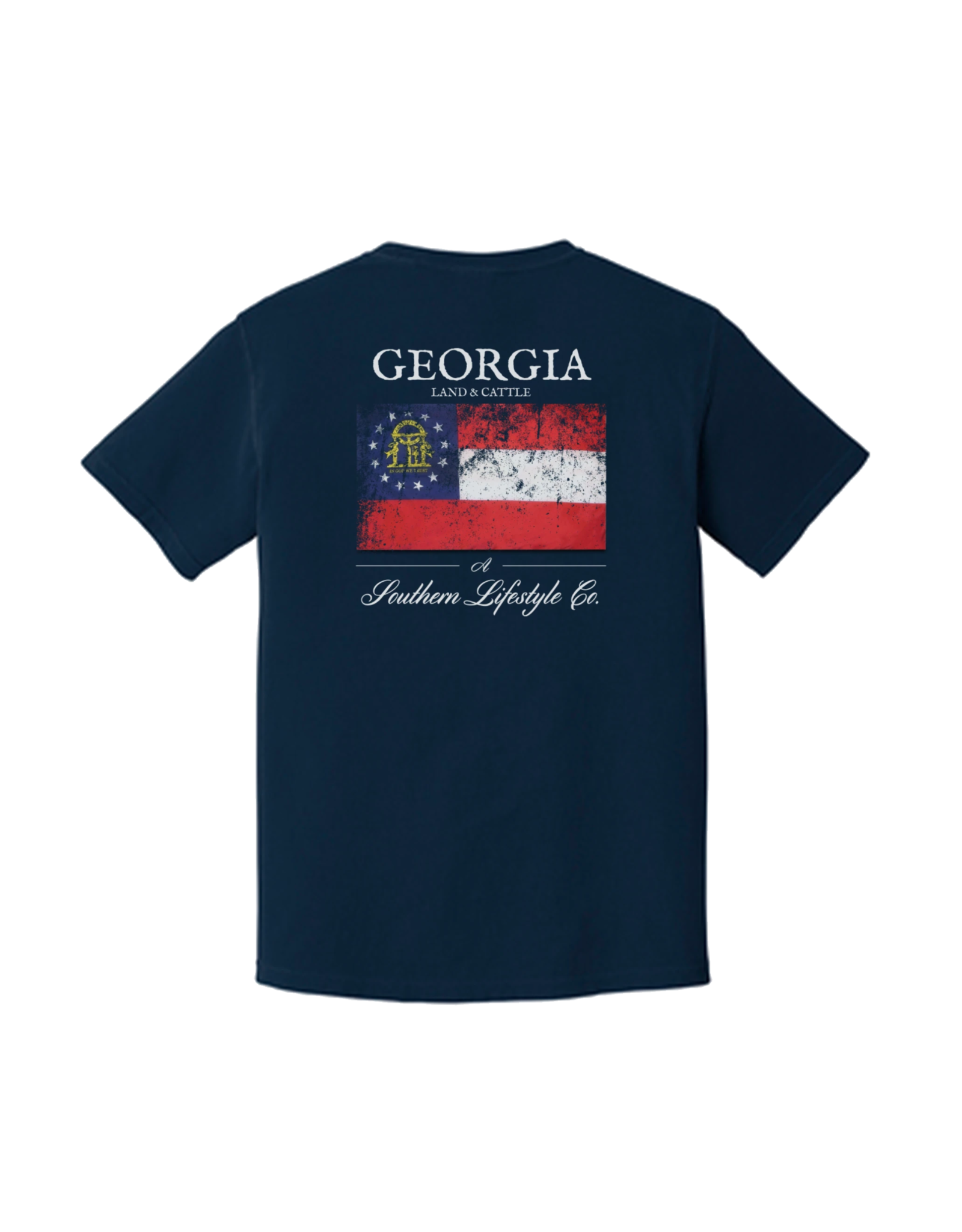 A Southern Lifestyle Co Georgia Proud Tee