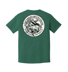 A Southern Lifestyle Co Pheasants Fly Tee