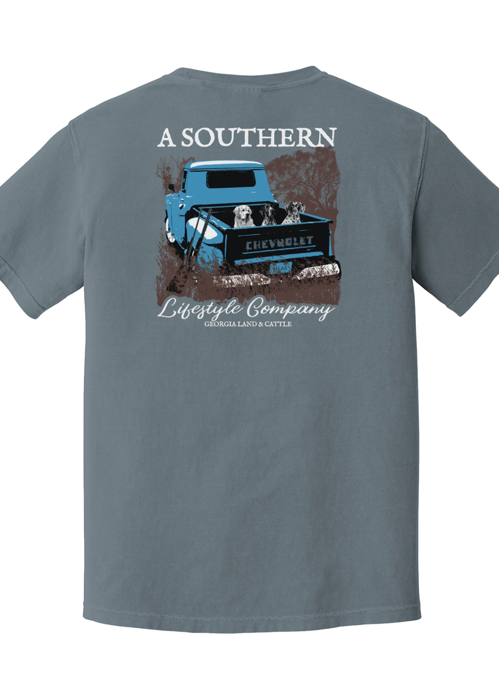 A Southern Lifestyle Co Dad's Old Truck