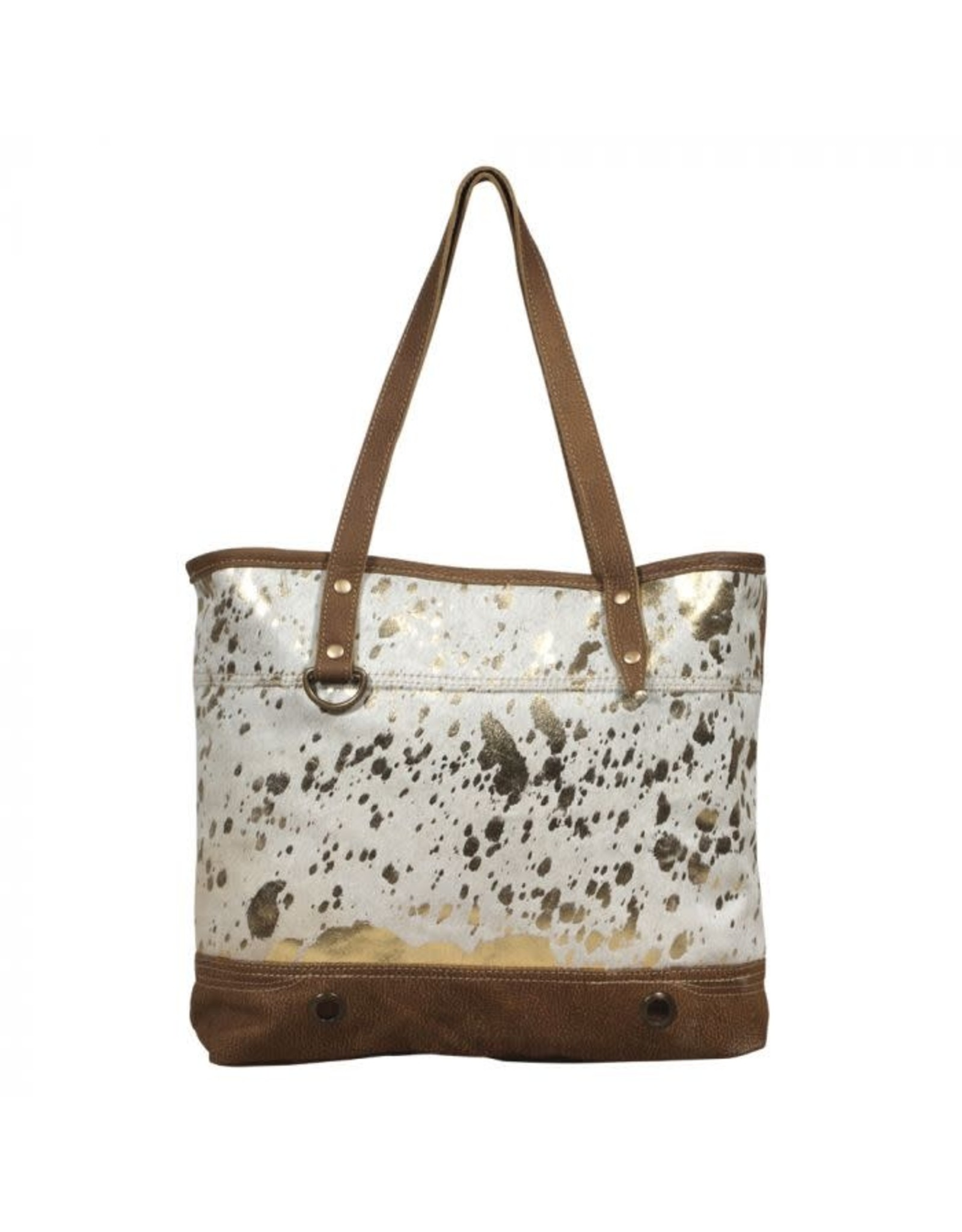 Largish Leather Tote