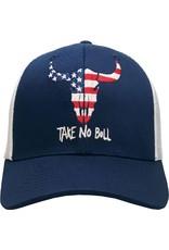 Judson USA Take No Bull Vintage Mesh Baseball Cap