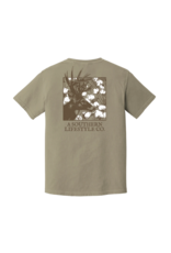 A Southern Lifestyle Co Deer In Cotton Tee