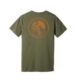 A Southern Lifestyle Co Circle Dog Tee