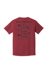 A Southern Lifestyle Co Guns Of The South Tee