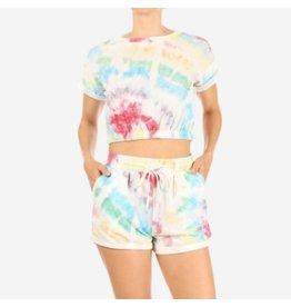 Judson Tie Dye Loungewear - Primary