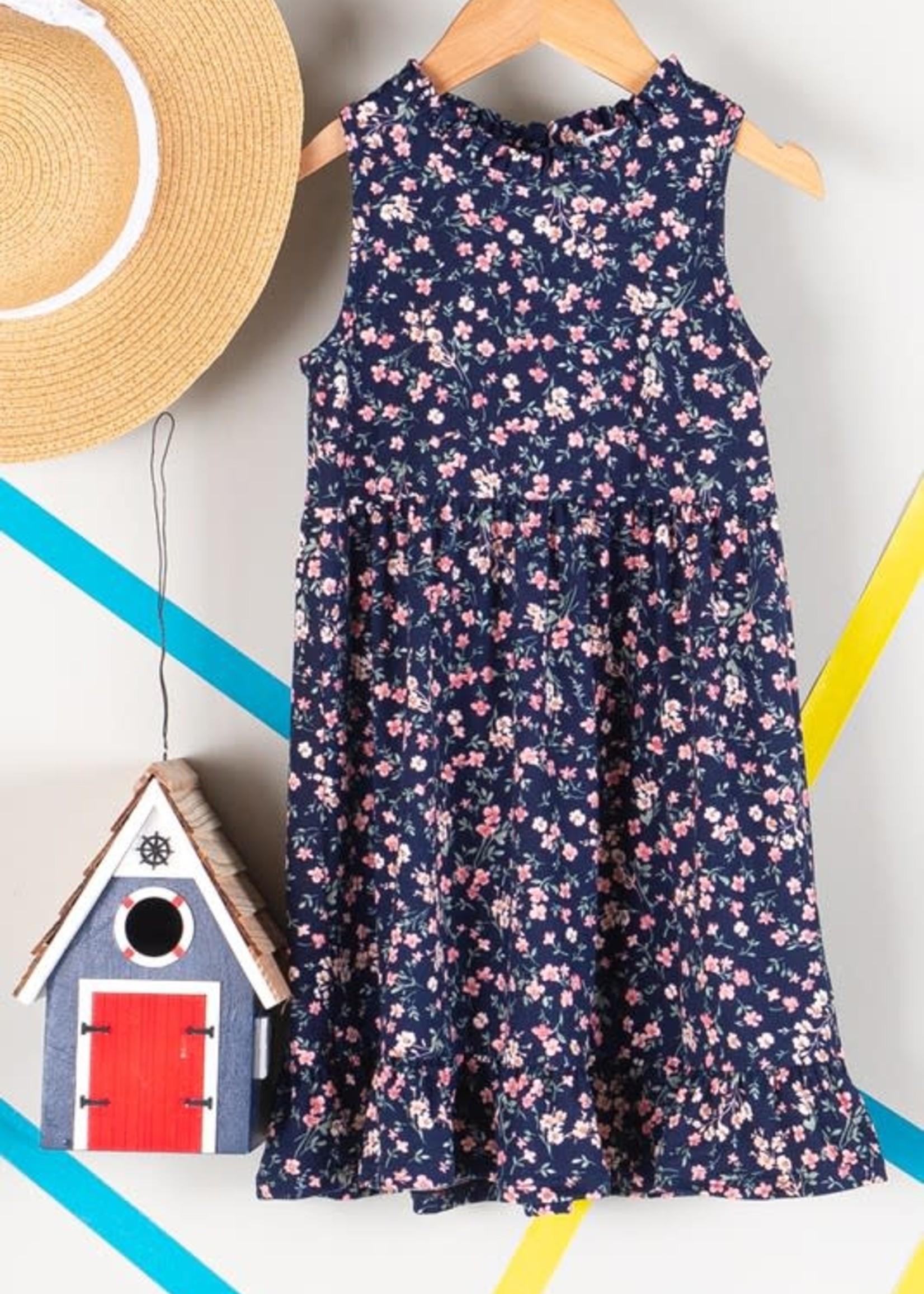 12PM Floral Print Dress