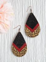 Georgia Leopard Earrings