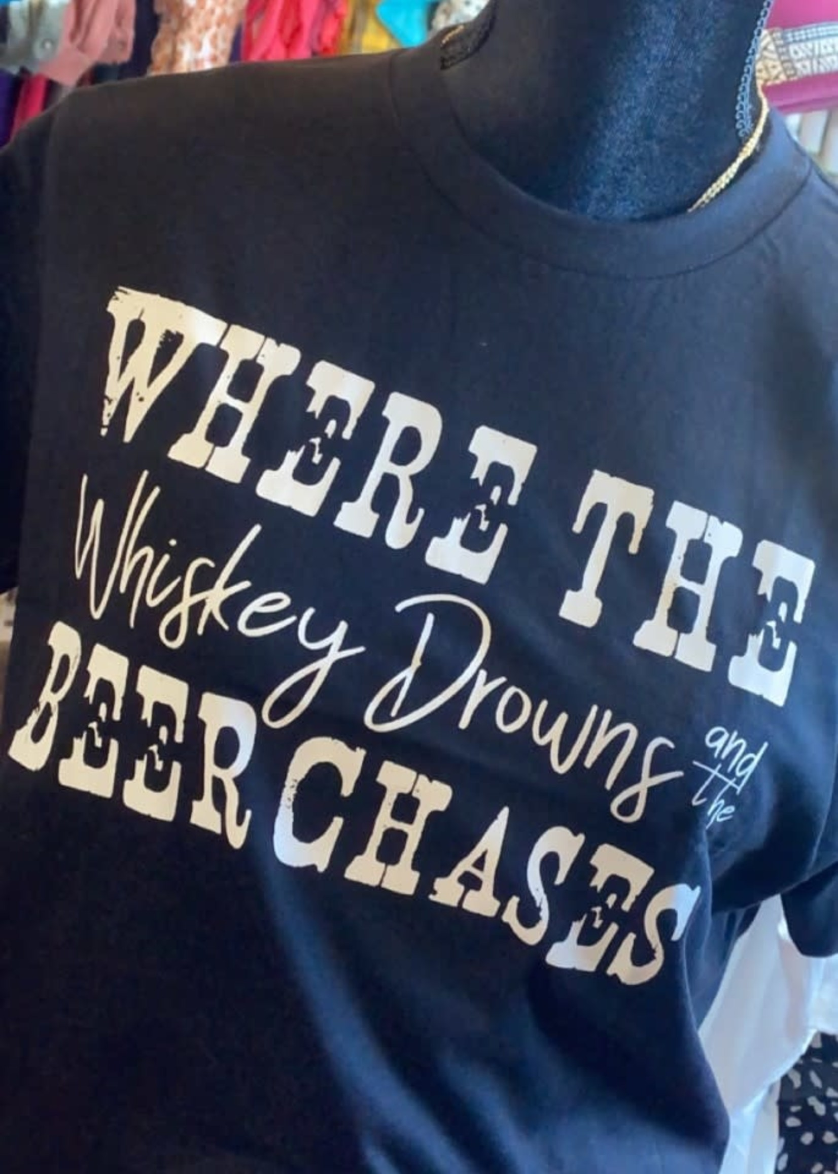 Where The Beer Chases