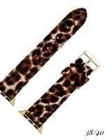 Leopard Smart Watch Band