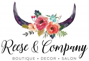 Reese & Company Boutique Decor Salon