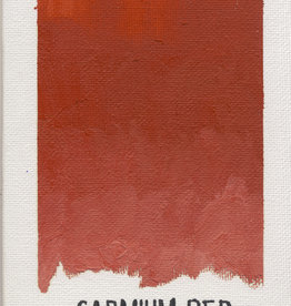 Golden Williamsburg Handmade Oil Color, 150ml Tube, Cadmium Red Medium
