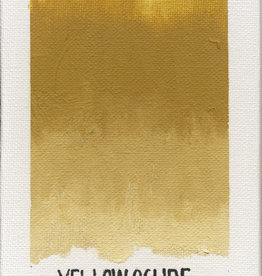 Golden Williamsburg Handmade Oil Color, 150ml Tube, Yellow Ochre (Domestic)