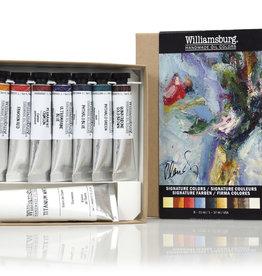 Golden Williamsburg Signature Colors 11 ml Set Oil Set