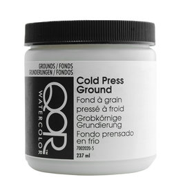 Golden QoR Cold Press Ground 8 oz