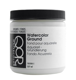 Golden QoR Watercolor Ground 8 oz