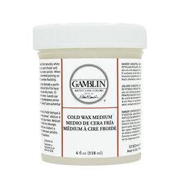 Gamblin Gamblin 4oz Cold Wax Medium