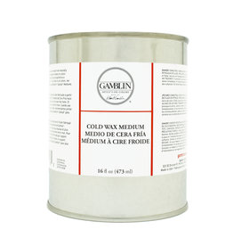 Gamblin Gamblin 16oz Cold Wax Medium