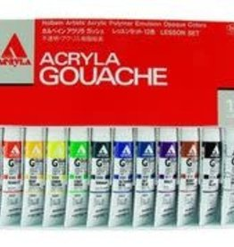 HOLBEIN Holbein AG Lesson set of 12 - 20ml