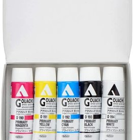 HOLBEIN Holbein AG Primary Mixing Colors Set of 5 - 20ml
