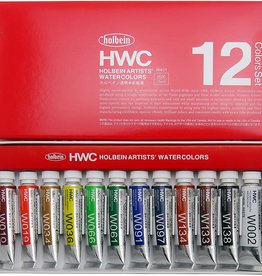 HOLBEIN Holbein WC Set of 12 - 5ml