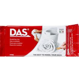 DAS Das White 2.2 Lb Air Hardening Modeling Clay