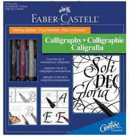 FABER-CASTELL Faber-Castell Calligraphy Set