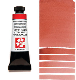DANIEL SMITH Daniel Smith Anthraquinoid Scarlet 15ml Extra Fine Watercolors