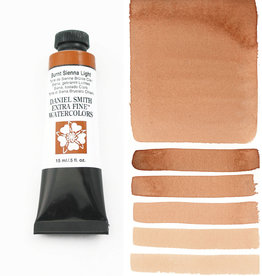 DANIEL SMITH Daniel Smith Burnt Sienna Light 15ml Extra Fine Watercolors