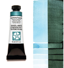 DANIEL SMITH Daniel Smith Duochrome Turquoise 15ml Extra Fine Watercolors