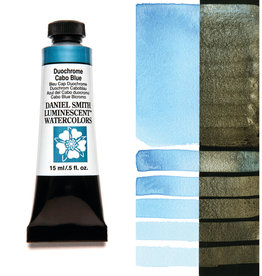 DANIEL SMITH Daniel Smith Duochrome Cabo Blue 15ml Extra Fine Watercolors