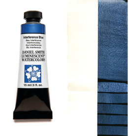 DANIEL SMITH Daniel Smith Interference Blue 15ml Extra Fine Watercolors