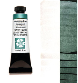 DANIEL SMITH Daniel Smith Interference Green 15ml Extra Fine Watercolors