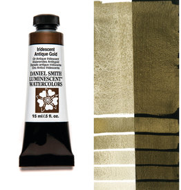 DANIEL SMITH Daniel Smith Iridescent Antique Gold 15ml Extra Fine Watercolors