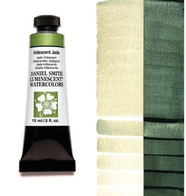DANIEL SMITH Daniel Smith Iridescent Jade 15ml Extra Fine Watercolors