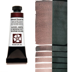 DANIEL SMITH Daniel Smith Iridescent Scarab Red 15ml Extra Fine Watercolors