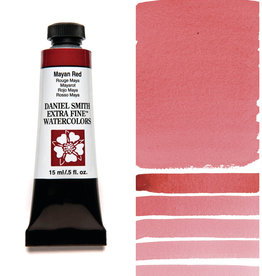 DANIEL SMITH Daniel Smith Mayan Red 15ml Extra Fine Watercolors