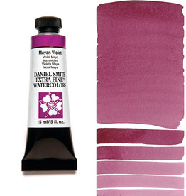 DANIEL SMITH Daniel Smith Mayan Violet 15ml Extra Fine Watercolors