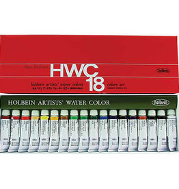 HOLBEIN Holbein WC Set of 18 - 5ml