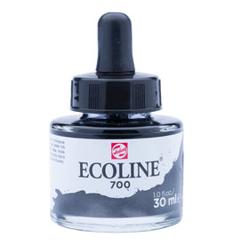 Royal Talens Ecoline Liq Wc 30Ml Pipette Jar Black