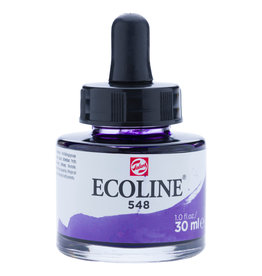 Royal Talens Ecoline Liq Wc 30Ml Pipette Jar Blue Violet