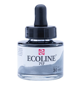 Royal Talens Ecoline Liq Wc 30Ml Pipette Jar Cold Grey