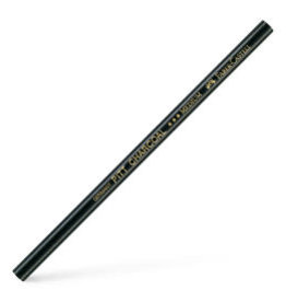 FABER-CASTELL Faber-Castell Charcoal pencil PITT oil-free black medium