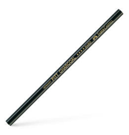 FABER-CASTELL Faber-Castell Charcoal pencil PITT oil-free black hard