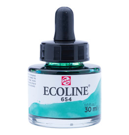 Royal Talens Ecoline Liq Wc 30Ml Pipette Jar Fir Green