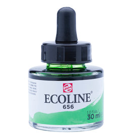 Royal Talens Ecoline Liq Wc 30Ml Pipette Jar Forest Green